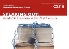 Speaking Out:  Academic Freedom in the 21st century